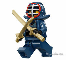 LEGO MINIFIGURES SERIE 15 - MINIFIGURA KENDO FIGHTER 71011 - ORIGINAL MINIFIGURE