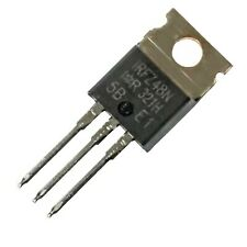 IRFZ48N 55V, 64A Power MOSFET Transistors - Lot of 3