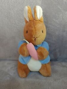 Eden Beatrix Potter Peter Rabbit Stuffed Plush  6""