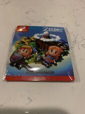 New Limited Zelda Links Awakening Pin Set Nintendo Switch Hyrule Shield Rare