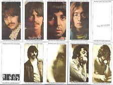 The Beatles Warus 10 Mini Card Set 'The White Album Series' Ltd Edition