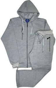 Men's Tech Fleece Winter Jogging GYM Soft Cotton Texture Fleece Sweatsuit