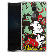 Huawei Mate S Silikon Hülle Case - Mickey Muse