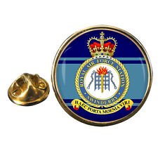 Royal Air Force (RAF) Station Swinderby ® Lapel Pin Badge Gift