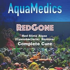 RedGone - Red Slime Algae / Cyano / Cyanobacteria Remover for Marine Aquarium