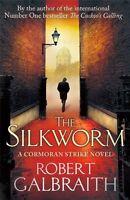 The Silkworm (Cormoran Strike),Robert Galbraith