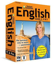 Topics Entertainment Instant Immersion English Levels 1, 2 & 3