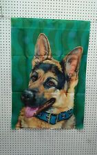 "29"" X 43"" German Shepherd Decorative Banner"