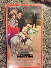 VHS Tape Young Winston Simon Ward New Sealed