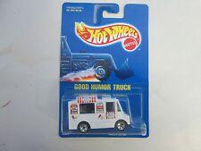 1992 Hot Wheels Good Humor Truck (blue card)