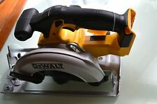 "New 20v Dewalt DCS393 6-1/2"" Cordless Circular Saw use 20 volt DCB205 DCB204"