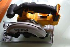"New 20v Dewalt DCS393 6-1/2"" Cordless Circular Saw use 20 volt DCB205 DCB204"