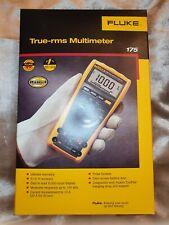 Fluke True Rms Digital AC/DC Multimeter 175 BNIB