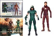 [MISB] DC COLLECTIBLES - CW's THE FLASH & ARROW [SET OF 2]