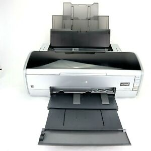 Epson Stylus Photo R2400 Inkjet Printer WITHOUT Print Head for PARTS REPAIR