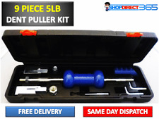 9pc 5lb Heavy Duty Dent Puller Slide Hammer Kit Body Shop Car Repair Tool CT3526