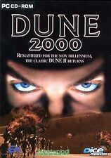 Dune 2000 PC New and Sealed FULL UK Version