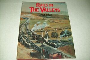 Rails In The Valley, James Page, David and Charles, 1989, hardback
