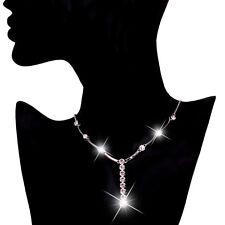 Halskette aus Strass für Braut