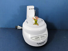 Cuisinart Mini-Prep Plus MOTOR BASE Model DLC-2A/DLC-2AC FOOD PROCESSOR PARTS