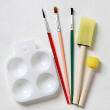 Kids Sponge Drawing Paint Brushes Graffiti Toys Painting Gift Toys ONE
