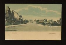 Warwicks Warwickshire BOURNVILLE Sycamore Rd gas lamp c1920/30s?  PPC