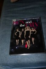 Sex and the City: The Complete First Season (DVD, 2000, 2-Disc Set, DVD Collecto