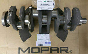 Crankshaft Assembly Jeep Liberty Cherokee 2.8CRD 2008-2012 New OEM Mopar