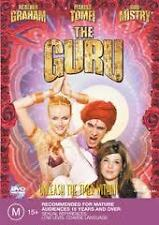 EX RENTAL THE GURU DVD HEATHER GRAHAM MARISA TOMEI JIMI MISTRY COMEDY GUARANTEED
