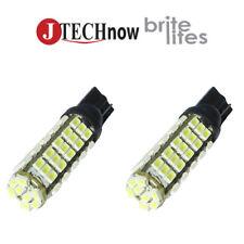 2 x T10 68 SMD White LED Car Lights Bulb Super Bright