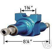 Coleman 1.5 ProLite Quick Steer Steering Quickener 22369