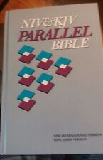 Zondervan Parallel Bible 1984 NIV / KJV Hard cover 1989