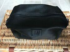 Dunhill Branded Black Washbag, surplus from gift set. I have several.....