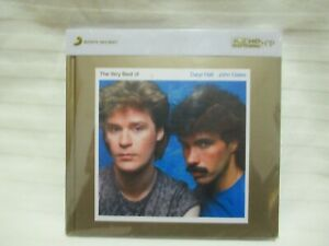THE VERY BEST OF HALL AND OATES K2 HD MASTERING LOW NUMBERED 02111 CD JAPAN SS