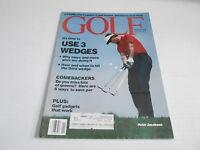 NOV 1983 GOLF --- vintage sports magazine --- PETER JACOBSEN