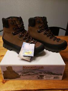 Kenetrek Hardscrabble Hiker Size mens  9 medium  Hunting Boots KE-420-HK M