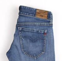 Replay Femme Swenfani Extensible Skinny Jean Taille W30 L28 APZ845