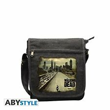 THE WALKING DEAD Messenger Bag Atlanta Small Size New