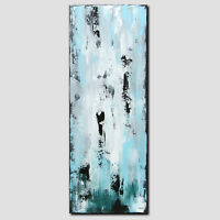 NOVAARTE Acryl Gemälde Abstrakt ORIGINAL Malerei UNIKAT Kunst Acrylbilder Modern
