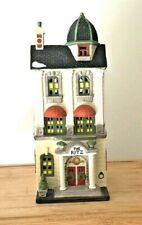 Department 56 ~ Christmas In The City Series ~ Ritz Hotel