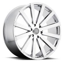 Velocity VW12 24x9.5 6x139.7 30 Chrome CHEVY GM Wheels