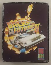 amstrad games back to the future 2 and 3 small box - amstrad cassette game back