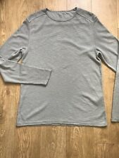 All Saints Polo Shirt Size Medium Mens Long Sleeve