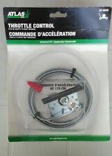 Universal Fit Lawnmower Throttle Control, Atlas MTD AT-0045