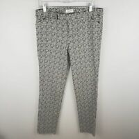 Calvin Klein Women's Checkered Trouser pant SIze 10