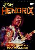 New DVD  - Learn To Play the Jimi Hendrix Way