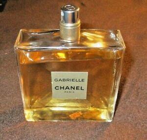 Chanel Gabrielle 3.4 Oz 100 ml Tester 95% FULL NO LID