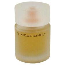 CLINIQUE SIMPLY 50ml/ 1.7oz Unused Tester Women's Perfume EDP Spray VINTAGE