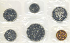 Canada 1972 Proof Like PL Coin Set UNC NO COA NO Envelope
