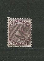 India Postage  Queen Victoria Asien Old Stamps Briefmarken Sellos